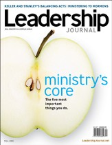 Leadership, 1 Year Magazine Subscription, International