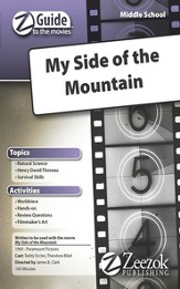 My Side of the Mountain Movie Guide CD   Z-Guide to the Movies