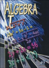 Algebra I Vol. 2, DVD