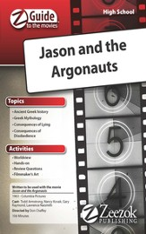 Jason and the Argonauts Movie Guide CD Z-Guide to the Movies