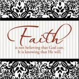 Faith Is Magnet