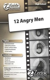 12 Angry Men Movie Guide CD Z-Guide to the Movies