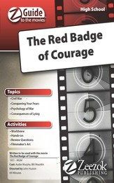The Red Badge of Courage Movie Guide CD Z-Guide to the Movies