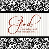 God is Our Refuge Magnet