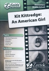 Kit Kitteredge Movie Guide CD Z-Guide to the Movies