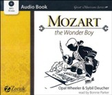 Mozart, The Wonder Boy MP3 Audio CD