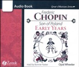 Frederick Chopin: The Later Years Audio Book