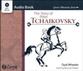 The Story of Peter Tchaikovsky MP3 Audio CD
