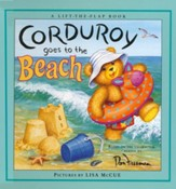 Corduroy Goes to the Beach, A Lift-the-flap Book