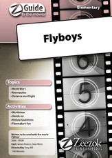 Flyboys Elementary Movie Guide CD Z-Guide to the Movies