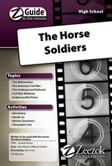The Horse Soldiers Movie Guide CD Z-Guide to the Movies