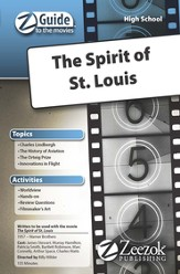 The Spirit of St.Louis Movie Guide CD Z-Guide to the Movies