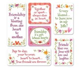 Love Friendship Magnets, Set of 6