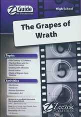The Grapes of Wrath Movie Guide CD Z-Guide to the Movies