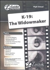 K-19: The Widowmaker Movie Guide CD Z-Guide to the Movies