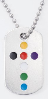 Colors of Salvation, Tag Pendant