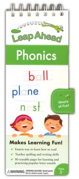 Leap Ahead Phonics