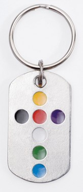 Colors of Salvation, Tag Keyring
