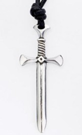 Sword Cross Pendant