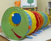 Happy Giddy Caterpillar Tunnel