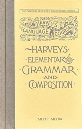 Harvey's Elementary Grammar & Composition