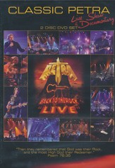Back to the Rock Live DVD
