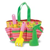 Blossom Bright Garden Tote Set