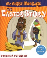 The Easter Story: My First Message--Book and CD