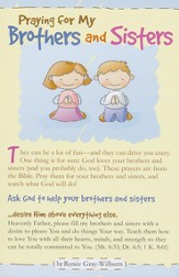 Praying for My Brothers And Sisters Prayer Card, Pack of 20