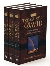 The Treasury of David, 3 Volumes