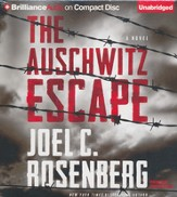 The Auschwitz Escape - unabridged audiobook on CD