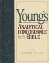 Young's Analytical Concordance, Slightly Imperfect