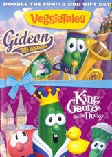 Gideon: Tuba Warrior/King George & The Ducky, Double Feature DVD