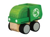 Mini Garbage Truck Toy