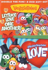 Lettuce Love One Another/Silly Little Thing Called Love,  Double Feature DVD