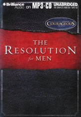The Resolution For Men - Unabridged Audiobook on MP3