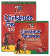 Christmas Favorites Valu-Pack CD/DVD