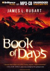 Book of Days - Unabridged Audiobook on MP3