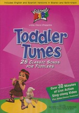 Toddler Tunes Valu-Pak CD/DVD