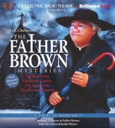 Father Brown Mysteries: The Blue Cross, The Secret Garden, The Queer Feet, and The Arrow of Heaven - Slightly Imperfect
