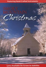 Smoky Mountain Christmas, DVD