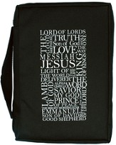 Names Of Jesus Bible Cover