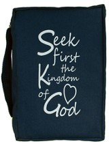 Seek the Kingdom of God Bible Cover