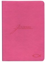 Ichthus Handy-size Journal, Pink