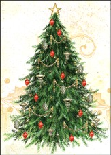 O Christmas Tree! Deluxe Box Christmas Cards, Box of 20
