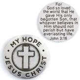 My Hope Jesus Christ Pocket Token