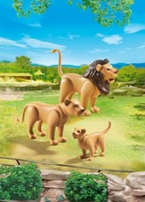 Playmobil Lion Family Accessory