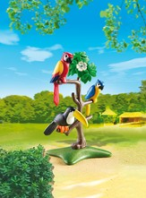 Playmobil Tropical Birds Accessory