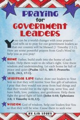 Praying for Government Leaders Prayer Card, Pack of 20