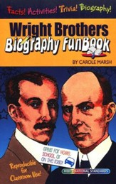 Wright Brothers Biography FunBook